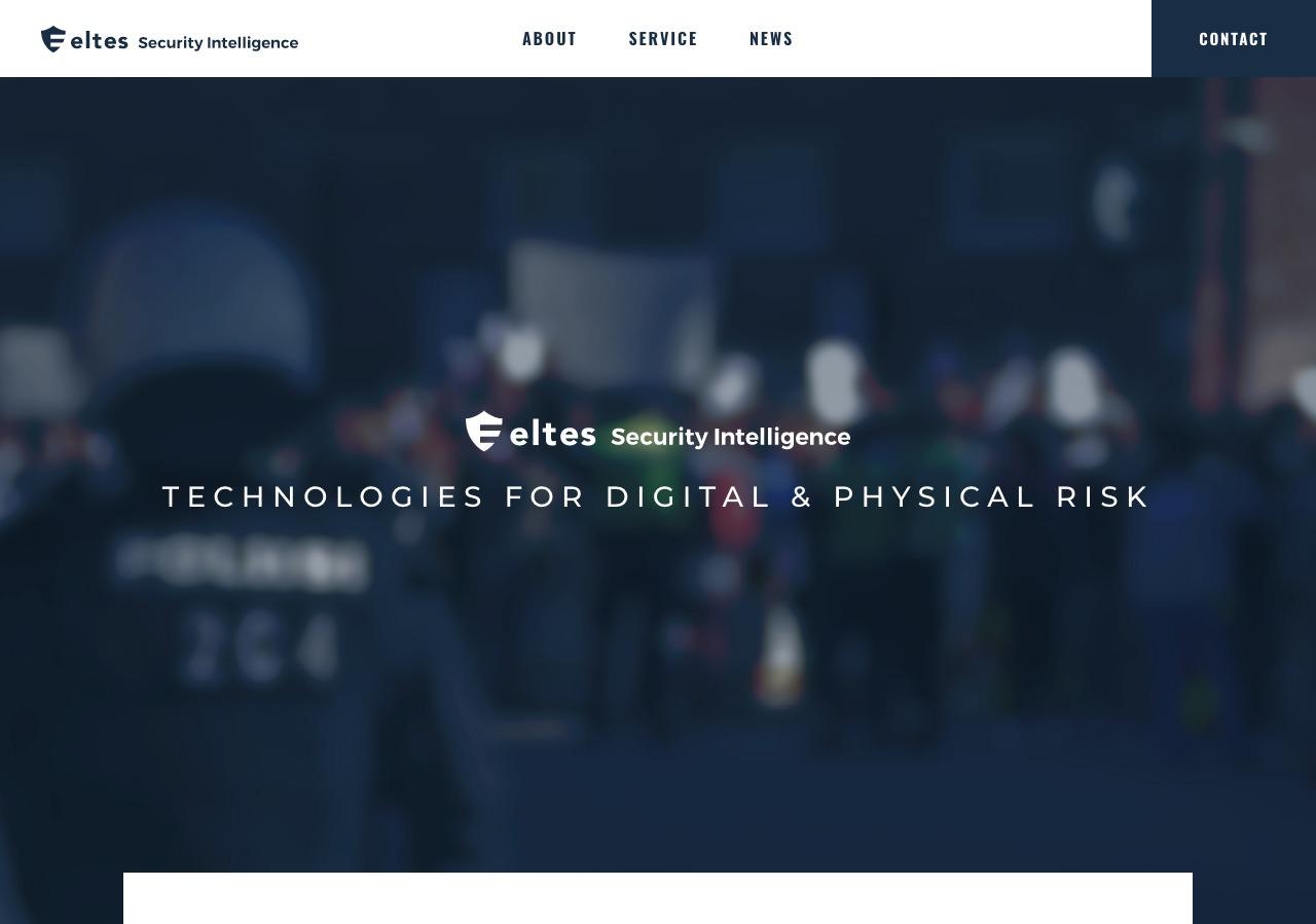 株式会社エルテスセキュリティインテリジェンス