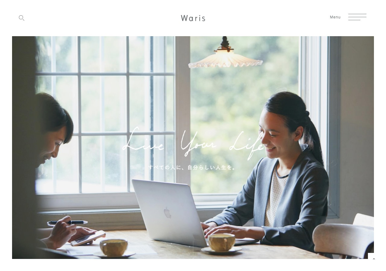 株式会社Waris