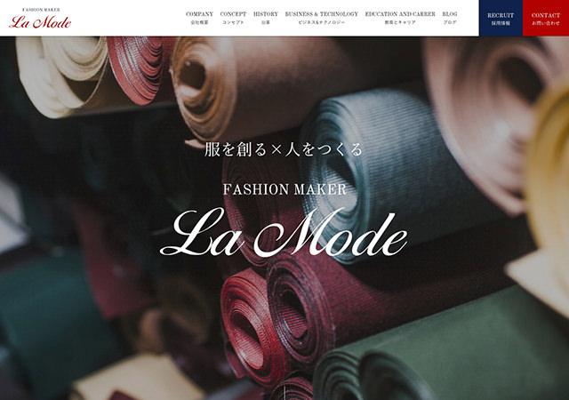 FASHION MAKER La Mode