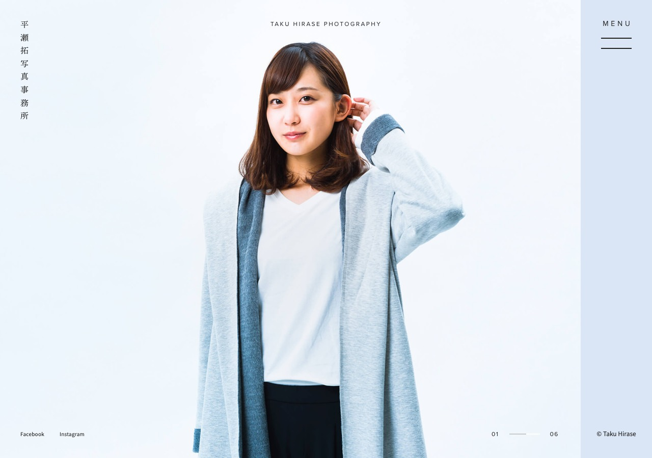 Photographer TAKU HIRASE