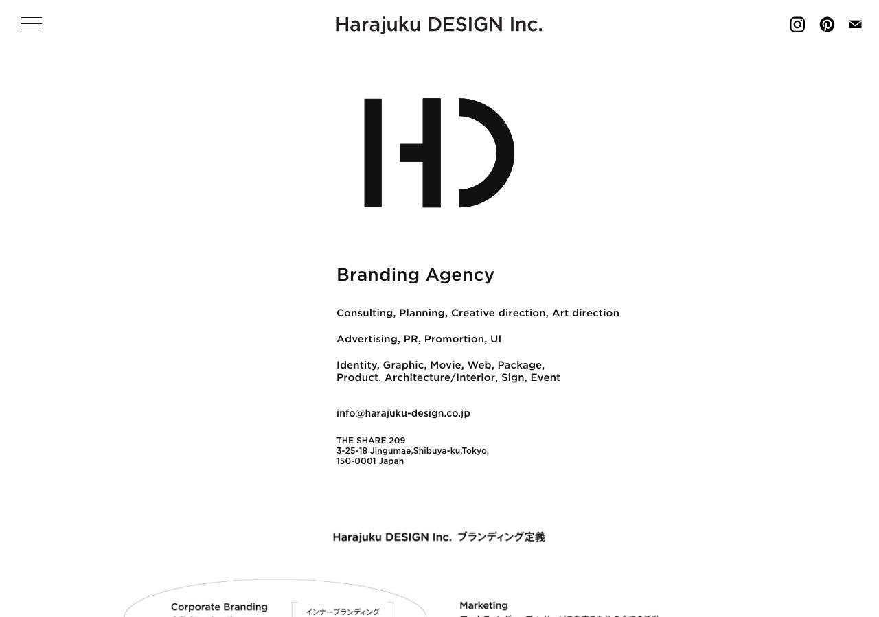 Harajuku DESIGN Inc.